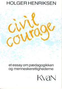 Civil Courage